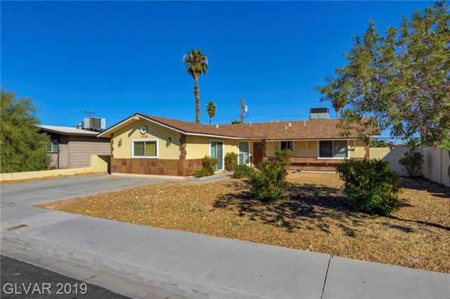 308 Hinkle, Las Vegas, NV 89107 (MLS #2154015) :: Signature Real Estate Group