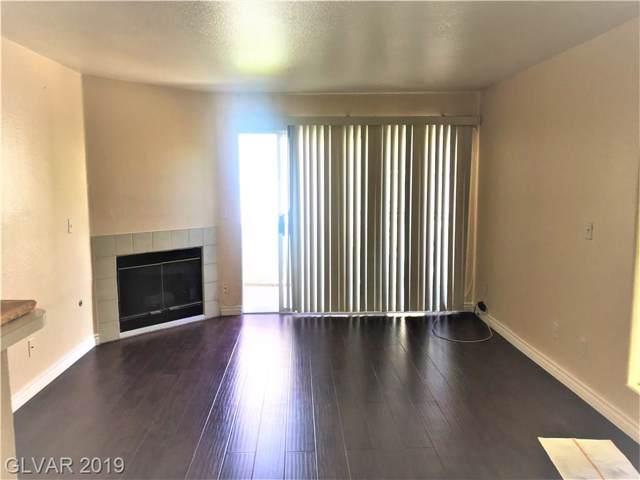 3152 Tarpon #204, Las Vegas, NV 89120 (MLS #2154021) :: Signature Real Estate Group
