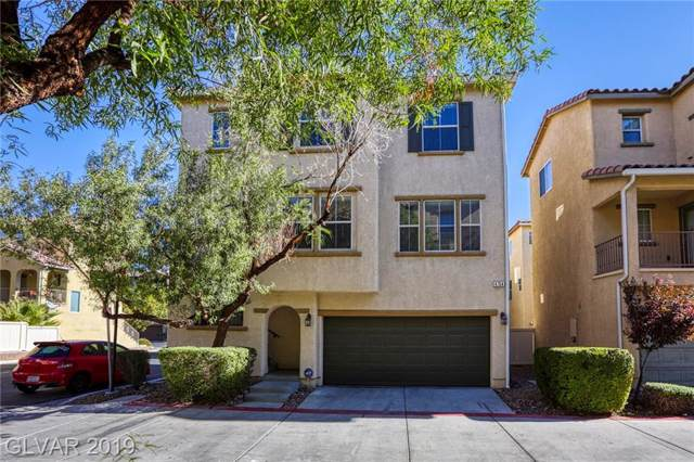 4754 Newby Hall, Las Vegas, NV 89130 (MLS #2154023) :: The Snyder Group at Keller Williams Marketplace One