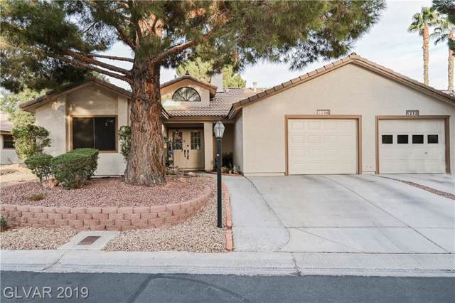 5236 Las Cruces, Las Vegas, NV 89130 (MLS #2154056) :: The Snyder Group at Keller Williams Marketplace One