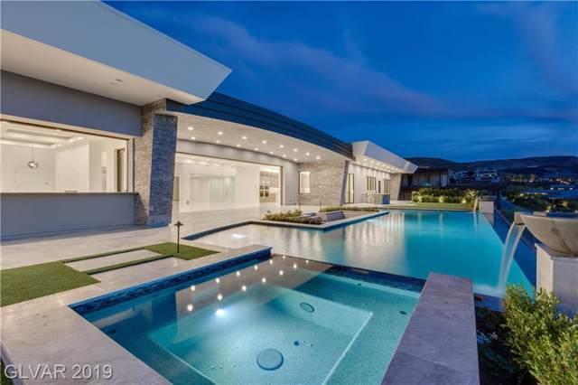 659 Scenic Rim, Henderson, NV 89012 (MLS #2154062) :: Signature Real Estate Group