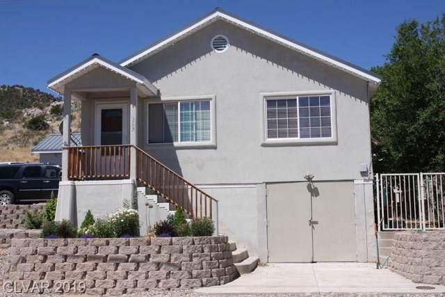 367 Pioche, Pioche, NV 89043 (MLS #2154077) :: Signature Real Estate Group