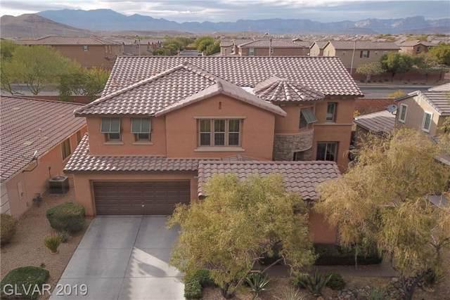 9977 Shiloh Heights, Las Vegas, NV 89178 (MLS #2154124) :: Signature Real Estate Group
