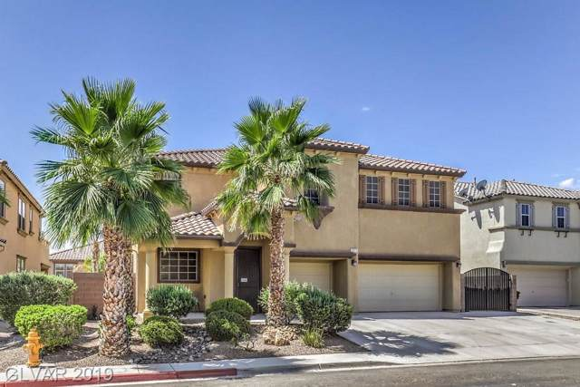 3213 Salutare, North Las Vegas, NV 89031 (MLS #2154203) :: Performance Realty
