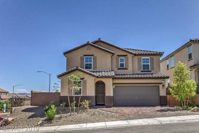 1056 Upper Springs, Henderson, NV 89002 (MLS #2154225) :: Performance Realty