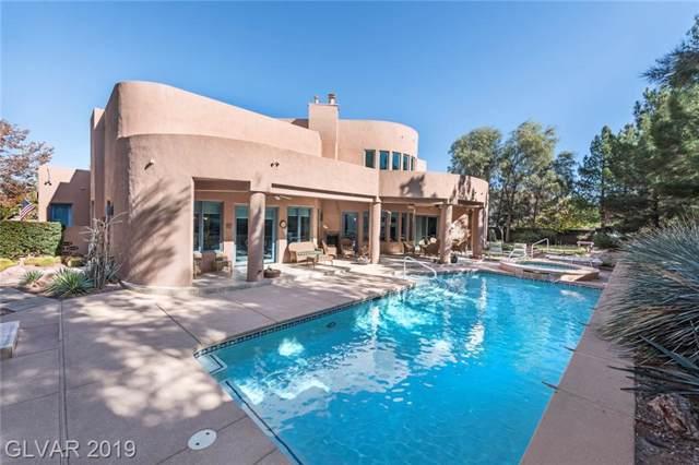 9805 Highridge, Las Vegas, NV 89134 (MLS #2154226) :: Signature Real Estate Group
