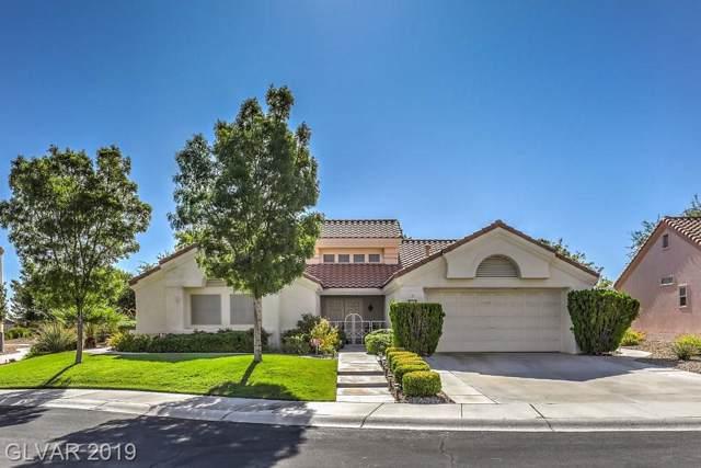 3112 Hidden Treasure, Las Vegas, NV 89134 (MLS #2154237) :: Signature Real Estate Group