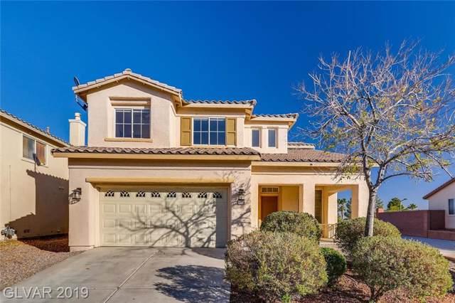 1716 Remembrance Hill, Las Vegas, NV 89144 (MLS #2154253) :: Trish Nash Team
