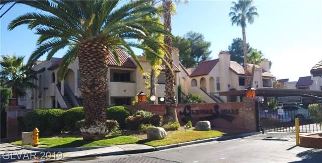 1751 Reno #129, Las Vegas, NV 89119 (MLS #2154278) :: Hebert Group | Realty One Group