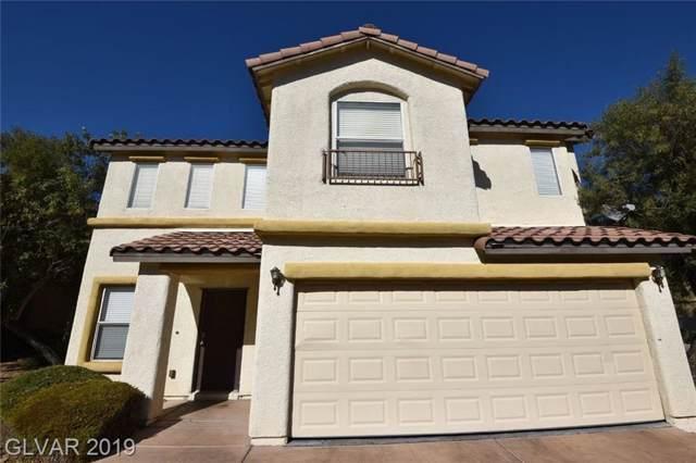11957 Fairfax Ridge, Las Vegas, NV 89183 (MLS #2154300) :: Performance Realty