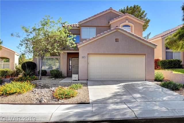 9617 Port Orange, Las Vegas, NV 89134 (MLS #2154338) :: Signature Real Estate Group