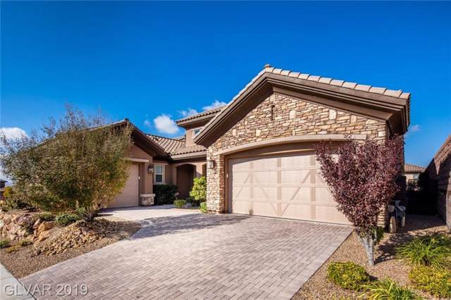 2564 Pont Marie, Henderson, NV 89044 (MLS #2154347) :: Signature Real Estate Group