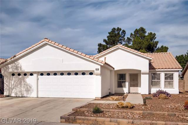 3510 Odlum Point, North Las Vegas, NV 89032 (MLS #2154385) :: Signature Real Estate Group