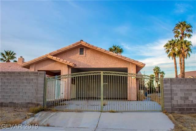 5790 El Camino, Las Vegas, NV 89118 (MLS #2154410) :: Brantley Christianson Real Estate