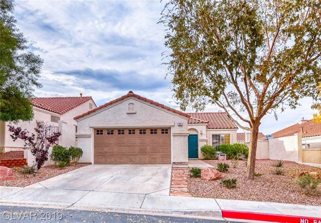 277 Pear Meadow, Henderson, NV 89012 (MLS #2154415) :: Signature Real Estate Group