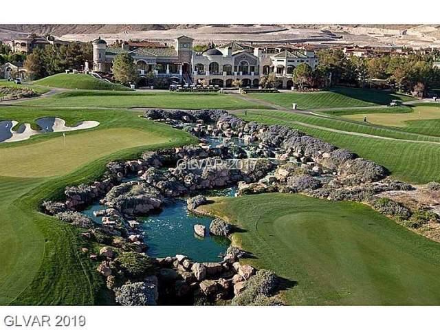 27 Olympia Canyon, Las Vegas, NV 89141 (MLS #2154416) :: Vestuto Realty Group