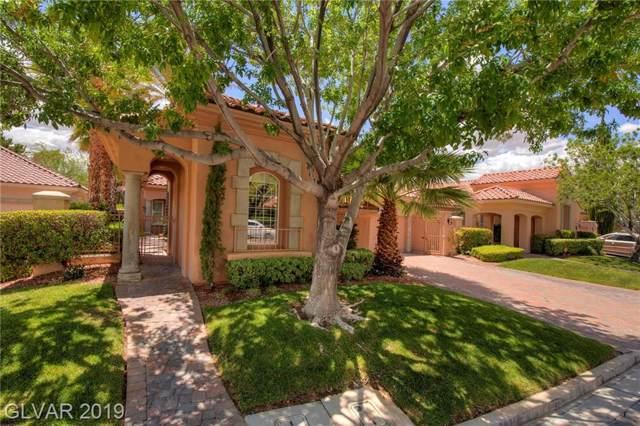 43 Via Paradiso, Henderson, NV 89011 (MLS #2154439) :: Brantley Christianson Real Estate