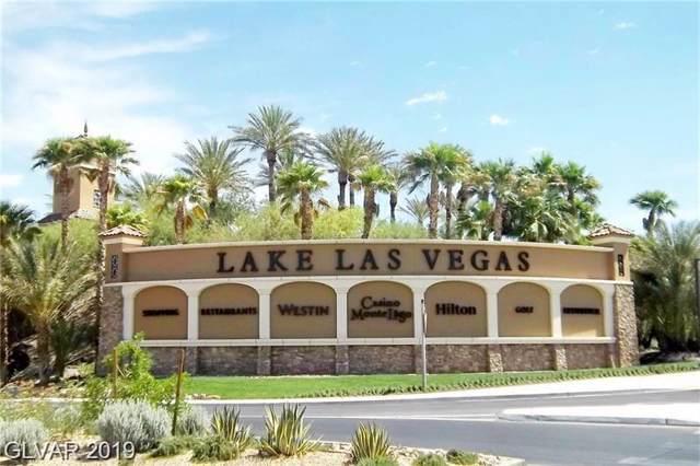 29 Montelago #250, Henderson, NV 89011 (MLS #2154453) :: Signature Real Estate Group