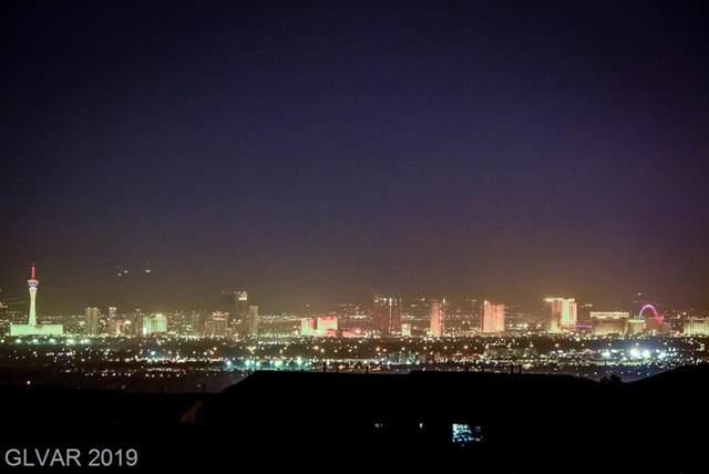 10637 Jamestown Square, Las Vegas, NV 89166 (MLS #2154475) :: Trish Nash Team