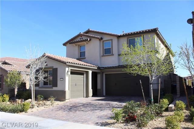 12243 Pacific Cruise, Las Vegas, NV 89138 (MLS #2154495) :: Signature Real Estate Group