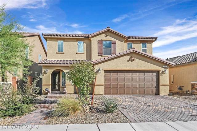 738 Kibbey, Las Vegas, NV 89178 (MLS #2154597) :: Trish Nash Team