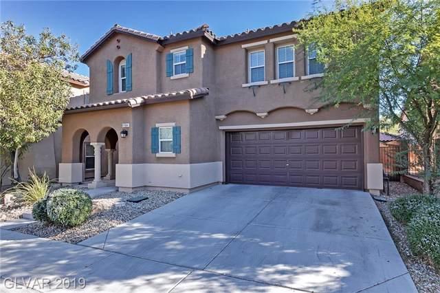 11164 Salinas Pueblo, Las Vegas, NV 89179 (MLS #2154616) :: Signature Real Estate Group