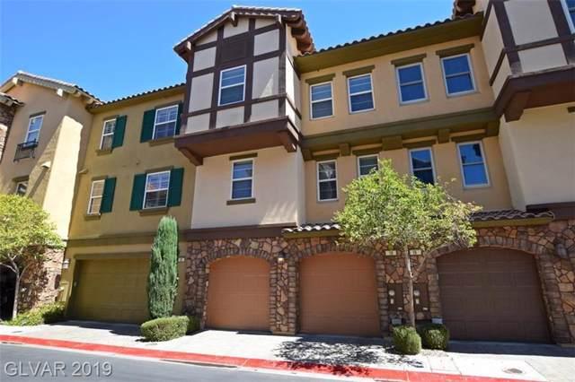 18 Via Verso Lago, Henderson, NV 89011 (MLS #2154627) :: Brantley Christianson Real Estate