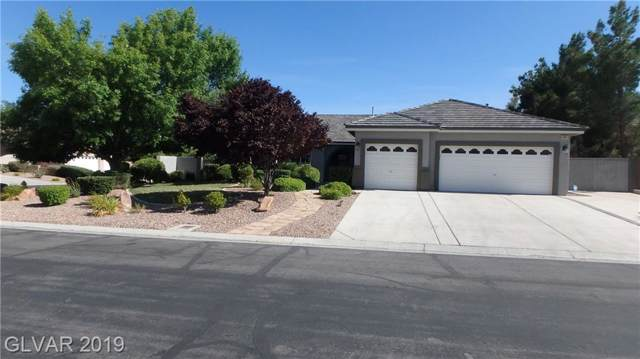 8361 Los Monteros, Las Vegas, NV 89129 (MLS #2154655) :: Trish Nash Team