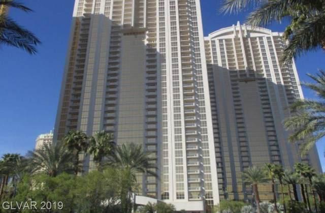 135 Harmon #2020, Las Vegas, NV 89109 (MLS #2154710) :: Trish Nash Team