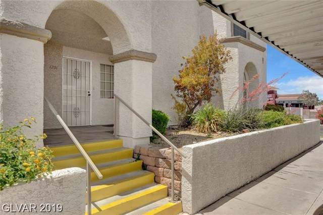3150 Soft Breezes Drive #1201, North Las Vegas, NV 89128 (MLS #2154721) :: Kypreos Team