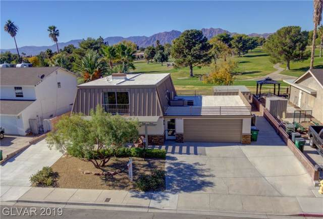1548 Sandra, Boulder City, NV 89005 (MLS #2154734) :: Signature Real Estate Group
