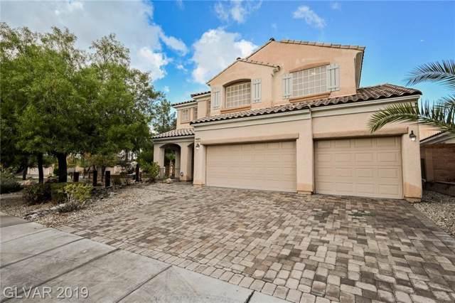 1020 Logan Patrick, Henderson, NV 89052 (MLS #2154742) :: Signature Real Estate Group