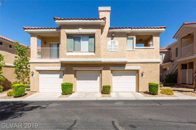 251 Green Valley #1914, Henderson, NV 89012 (MLS #2154749) :: Hebert Group | Realty One Group