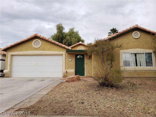428 Don Fernando, Las Vegas, NV 89031 (MLS #2154817) :: Signature Real Estate Group