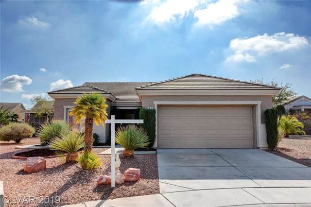 446 Pelican Bay, Henderson, NV 89012 (MLS #2154860) :: Signature Real Estate Group