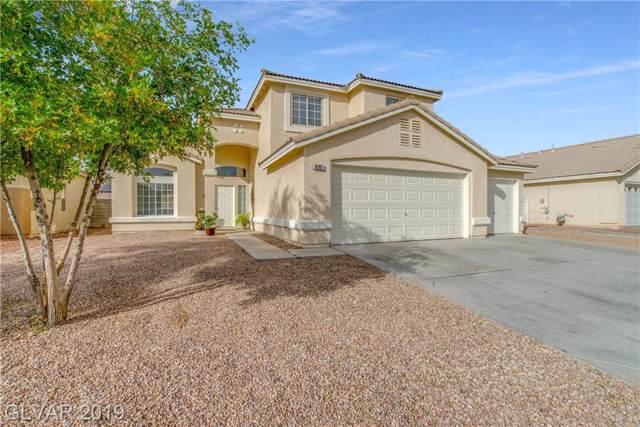 3705 Newton Falls, North Las Vegas, NV 89032 (MLS #2154862) :: Signature Real Estate Group