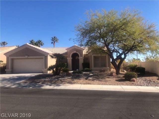 2332 Rumriver, Las Vegas, NV 89134 (MLS #2154872) :: Signature Real Estate Group