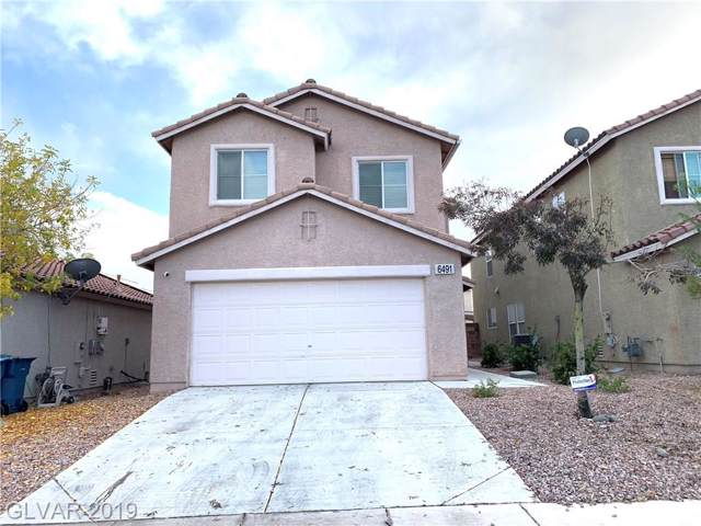 6491 Eldorado, Las Vegas, NV 89139 (MLS #2154880) :: Signature Real Estate Group