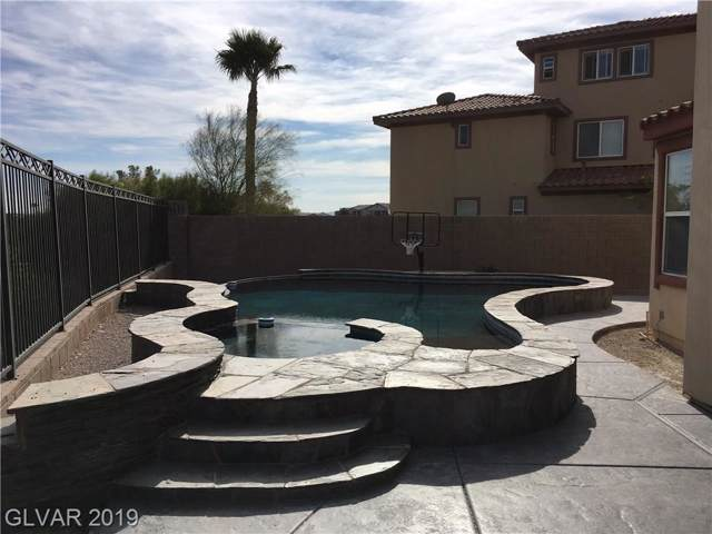 524 First On, Las Vegas, NV 89148 (MLS #2154882) :: Signature Real Estate Group