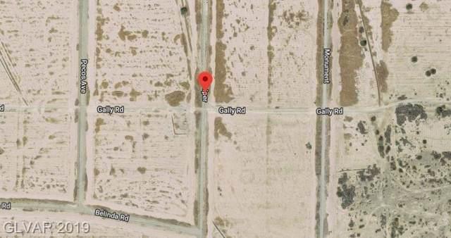 3560 N Juniper, Pahrump, NV 89060 (MLS #2154885) :: Signature Real Estate Group