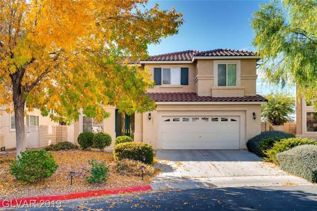2932 Reatini, Henderson, NV 89052 (MLS #2154937) :: Signature Real Estate Group