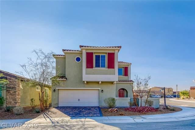 333 Via De Pellegrini, Henderson, NV 89011 (MLS #2154953) :: Signature Real Estate Group