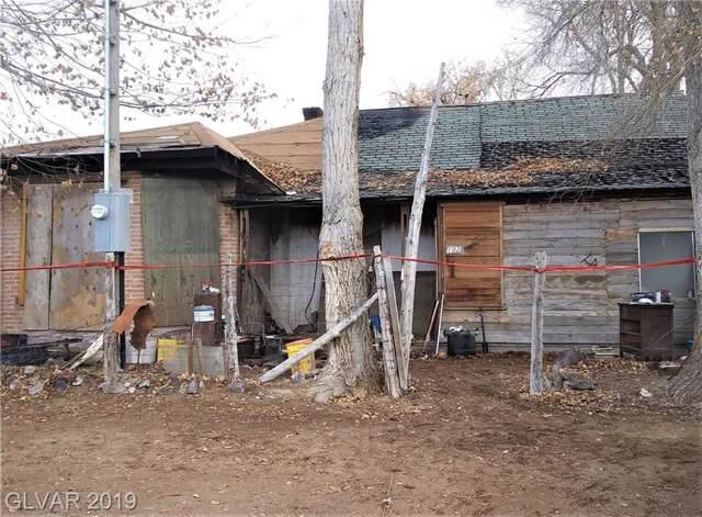 102 N Fourth, Panaca, NV 89042 (MLS #2154983) :: Signature Real Estate Group