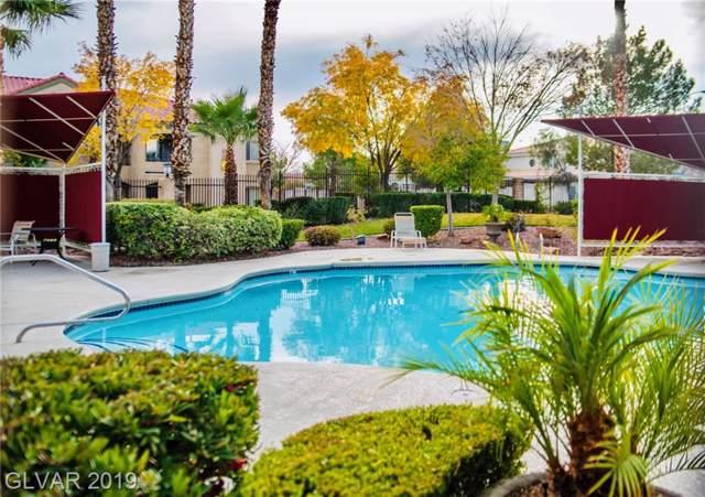 7885 Flamingo #2095, Las Vegas, NV 89147 (MLS #2155063) :: Signature Real Estate Group