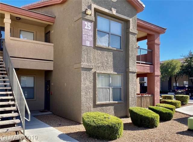 8000 Badura #2180, Las Vegas, NV 89113 (MLS #2155076) :: Hebert Group | Realty One Group
