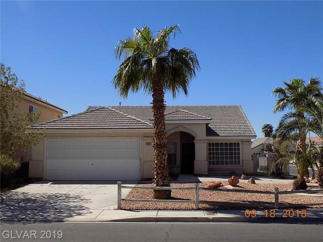 5081 Silhouette, Las Vegas, NV 89142 (MLS #2155081) :: Trish Nash Team