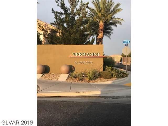 4620 Puglia #102, North Las Vegas, NV 89084 (MLS #2155095) :: Hebert Group | Realty One Group