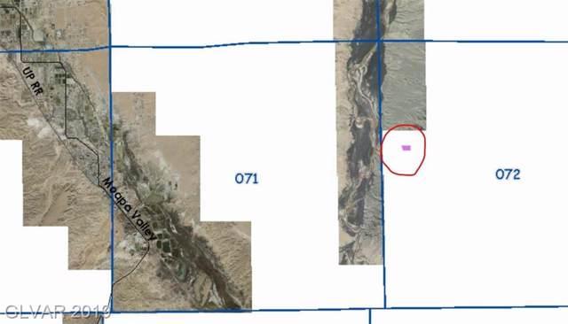 00000 Bunkerville, Other, NV 89007 (MLS #2155104) :: The Lindstrom Group