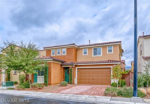 2560 Sable Ridge, Henderson, NV 89044 (MLS #2155130) :: Signature Real Estate Group