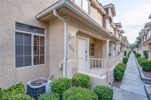 1213 Dusty Creek Street, Las Vegas, NV 89128 (MLS #2155149) :: Hebert Group | Realty One Group